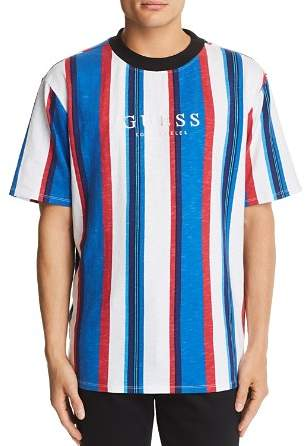 06a834a145b3 Go Sayer Striped Tee in 2019 | Products | Striped tee, Shirts, Guess ...