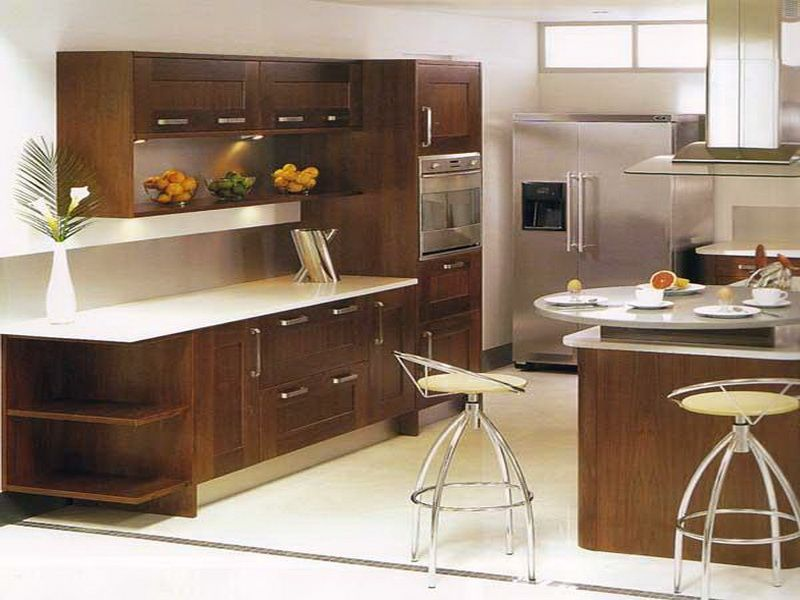 Contemporary Kitchen Design For Small Spaces Fascinating Best Modern Small Kitchen Design  Kitchen  Modern  Pinterest Decorating Inspiration