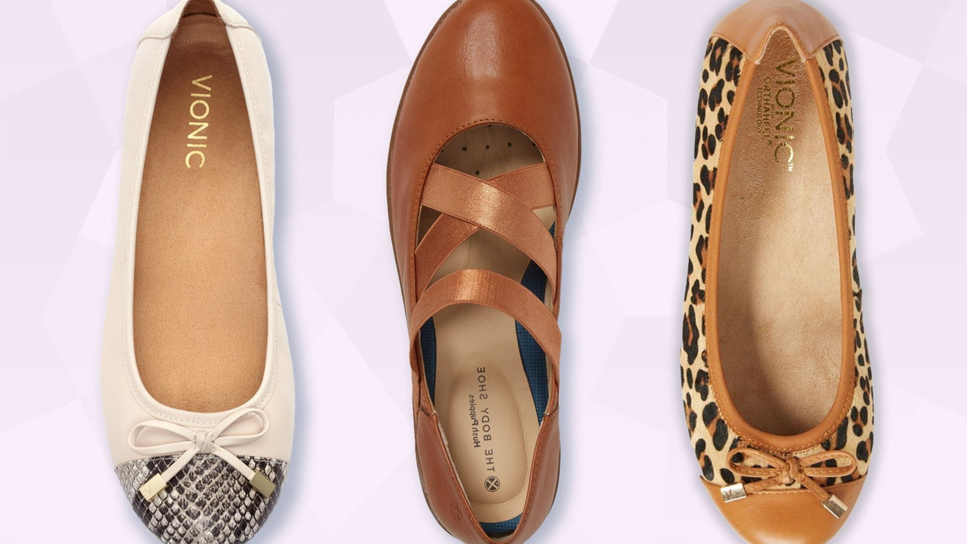 If you have bunions these are the only ballet flats worth
