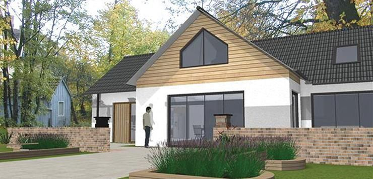 Reading Self Build Magazines Convinced Brian And Loveday Ellis That Creating Their Own Dream Home From Scratch In A Quiet Hampshire Village Was The
