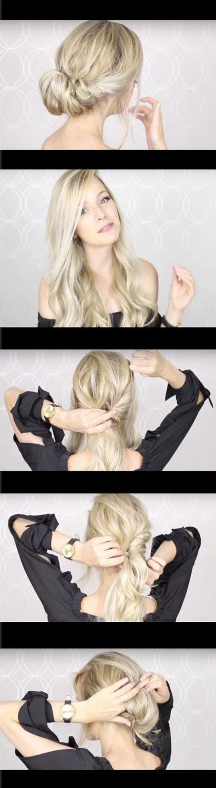 32 trendy hairstyles for school step by step braids pony tails 32 trendy hairstyles for school step by step braids pony tails