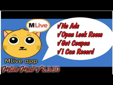 Download Mlive Mod Apk 2310 Unlock Room League Of