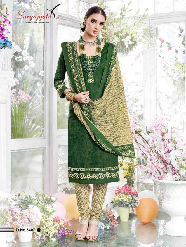 094c01ae12 Suryajyoti Trendy Cottons Vol-34 cotton collection (20 pc catalog ...