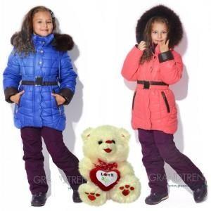 Зимнее пальто утеплитель тинсулейт