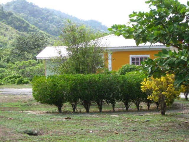 Dr  Sebi's Usha Village Healing Center in La Ceiba, Honduras
