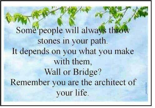 Wall or bridge??