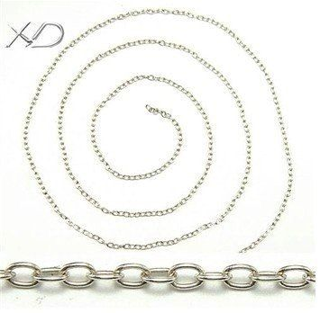 Jewelry Best Seller Stainless Steel 2.4mm 22in Snake Chain