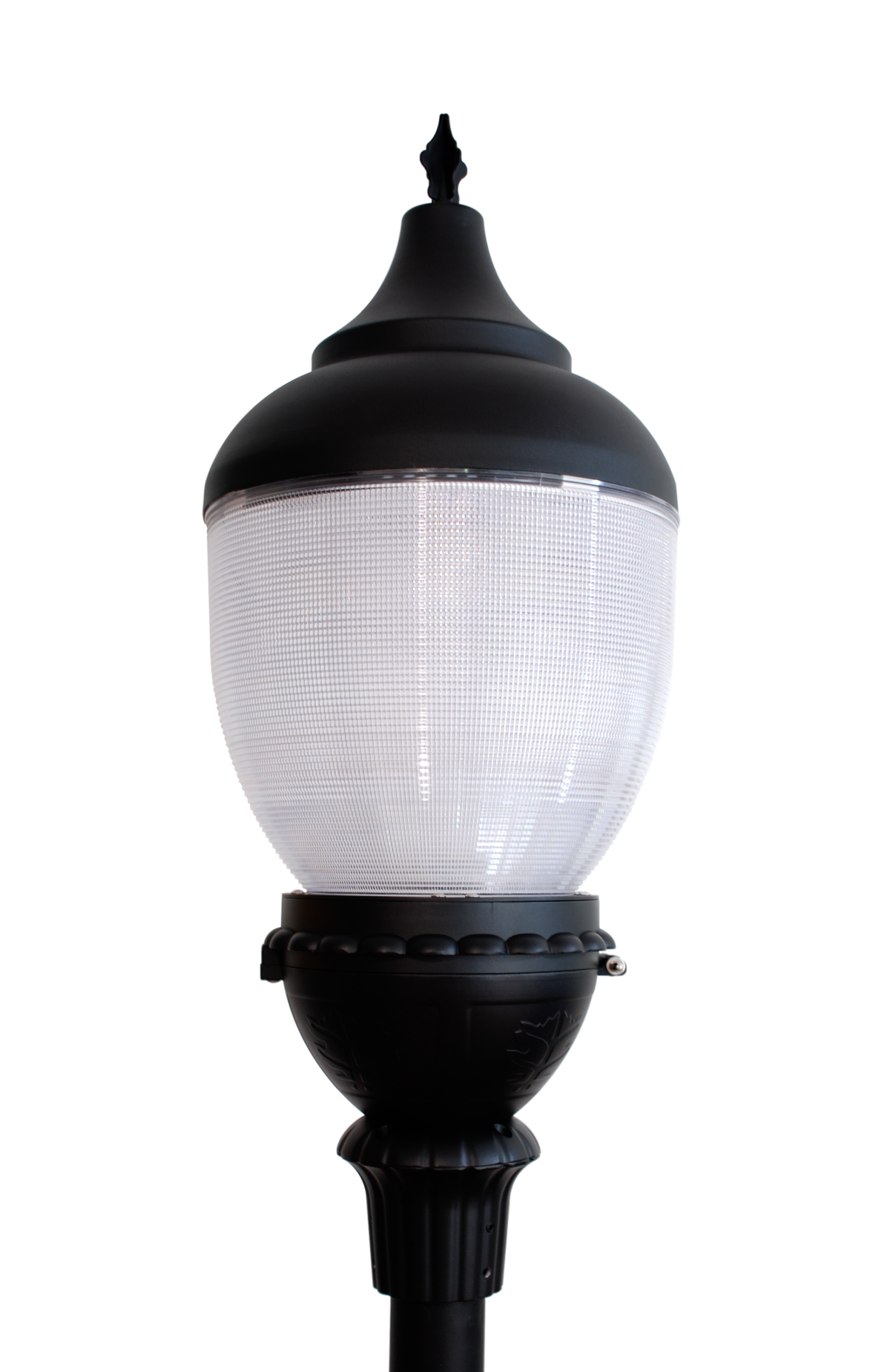 Duke Light S Led Pt 6312 Series Classic Americana Post Top Acorn Designed For Superior Photometric Performance And Architectural A Acorn Lights Led Post Lights