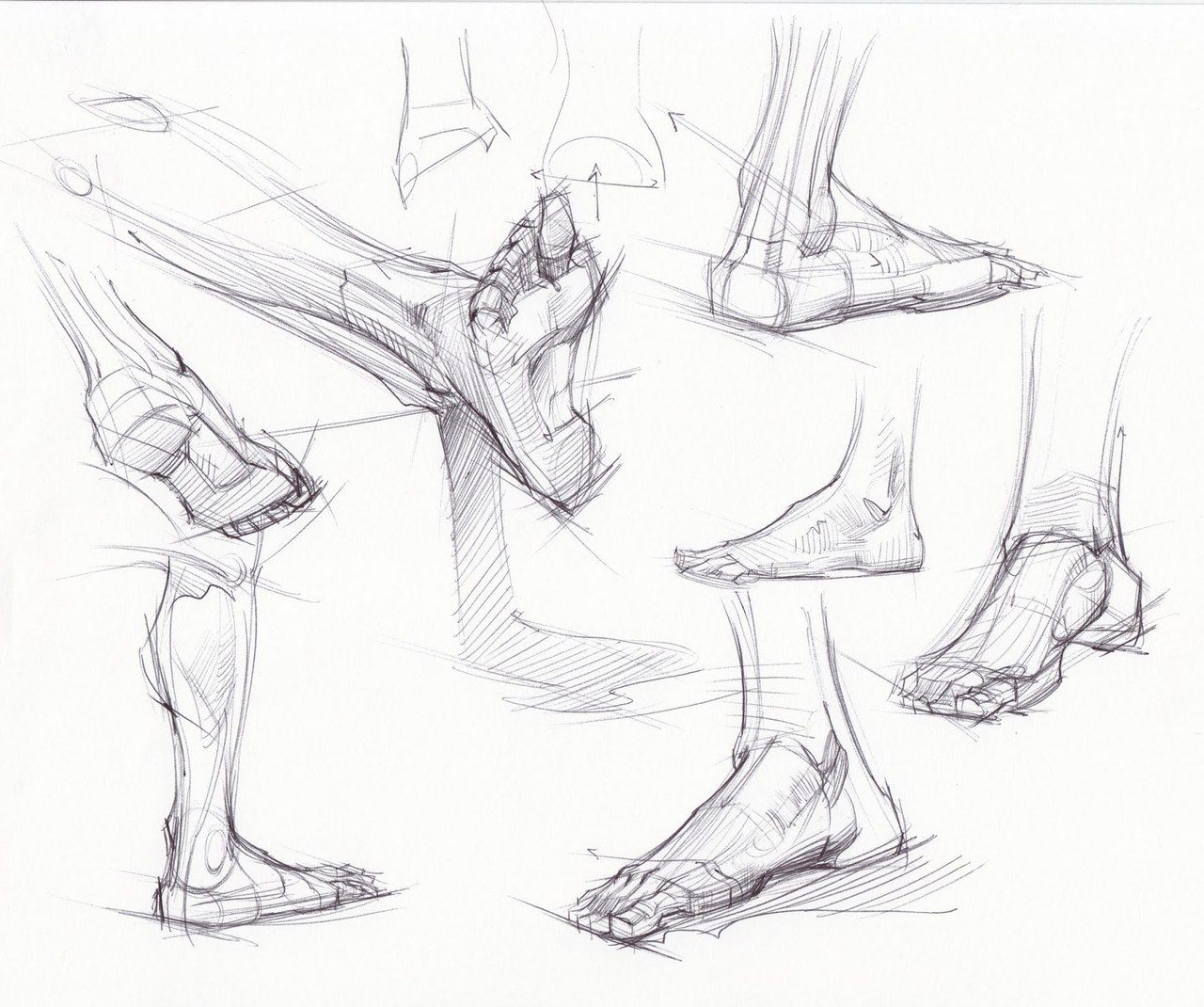 нарисовать картинки ногой ростов