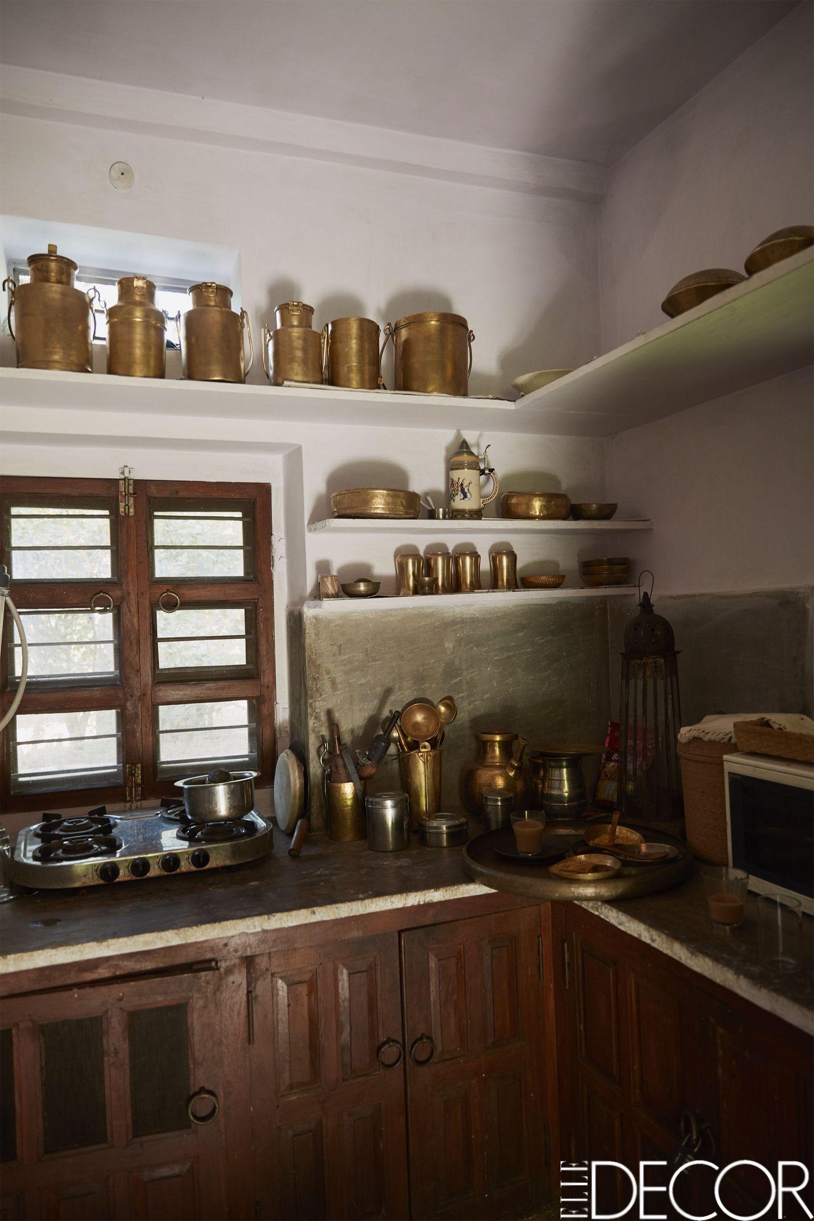 Inside A Jewel Scion S Minimalist Indian Retreat Kitchen Design