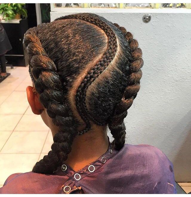 Pin by Jasmine Washington on kids hair styles (With images ...