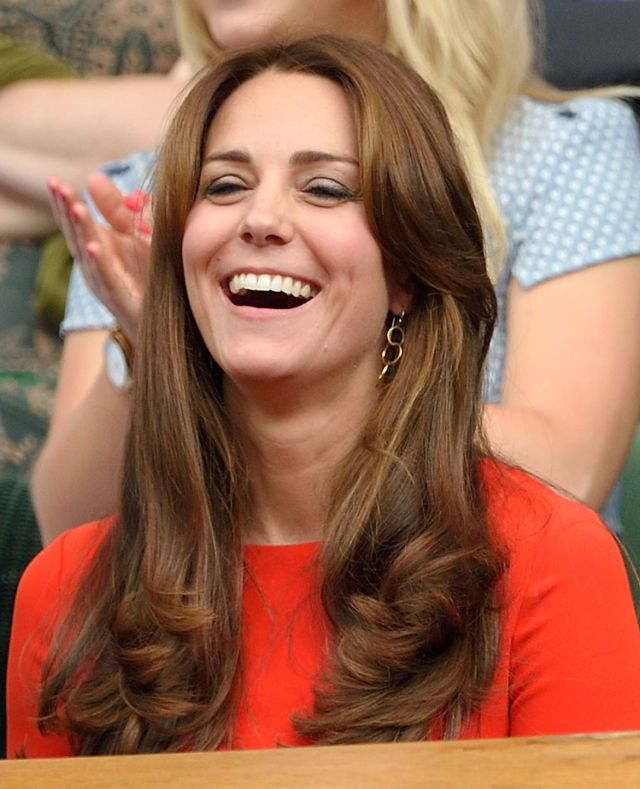 Kate Middleton Debuts Brand New Hairstyle At Wimbledon