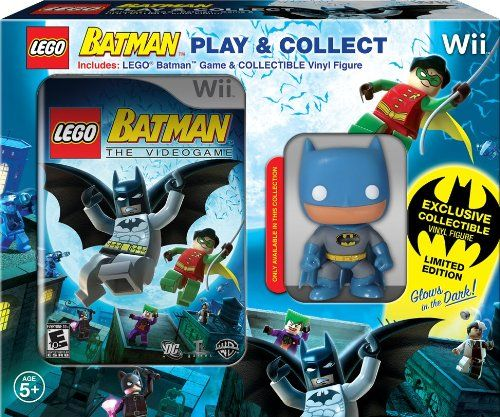 Lego Batman Play & Collect – Nintendo Wii http://popvinyl.net #funko ...