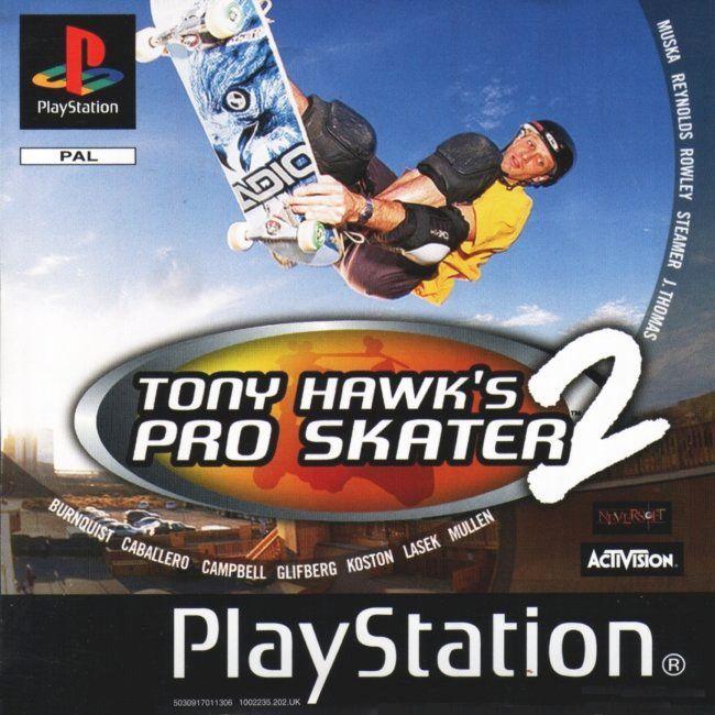 ny Hawk's Pro Skater 2