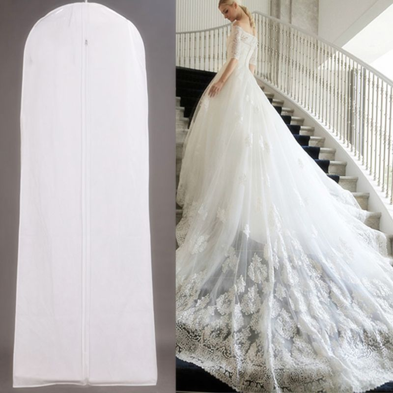 New Biggest Cheap Wedding Dress Bags Clothes Cover Dust Cover ...