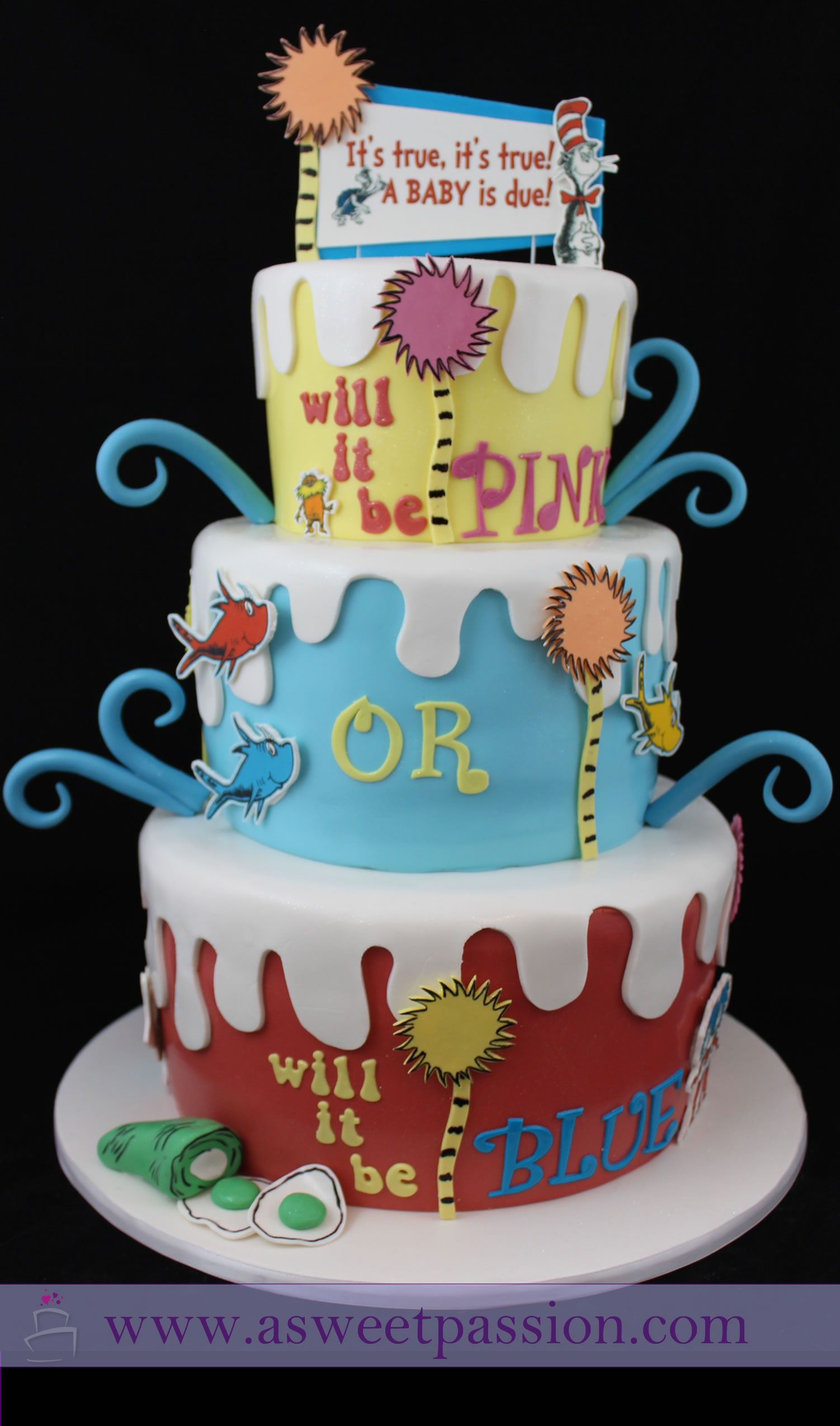 Gender neutral baby shower ideas pinterest - Gender Reveal Cakes Are A Delicious Way To Announce Your Joyful News To Family And Friends Our Gallery Will Give You Several Ideas For Creating A Cake Tha