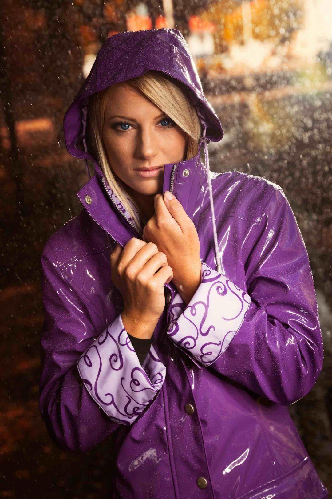 Single frauen regen