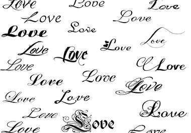 Word Tattoo Placement Simple Skin Image Designs Love Everything You Get Word Tattoo Placements Tattoo Name Fonts Text Tattoo
