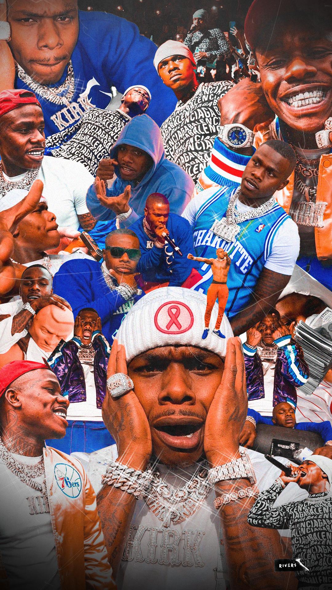 dababy wallpaper in 2020 rapper wallpaper iphone badass