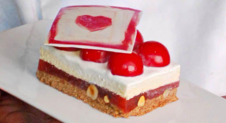 Birthday Cakes Zumbo ~ Adriano zumbo valentine dessert valentine's cake recipe