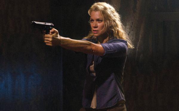 The Walking Dead saison 3: Laurie Holden parle de l'épisode I Ain't A Judas - TVQC | TVQC