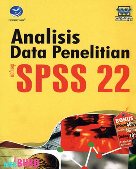 Analisis Data Penelitian Dengan Spss 22 Penelitian Buku Online Buku