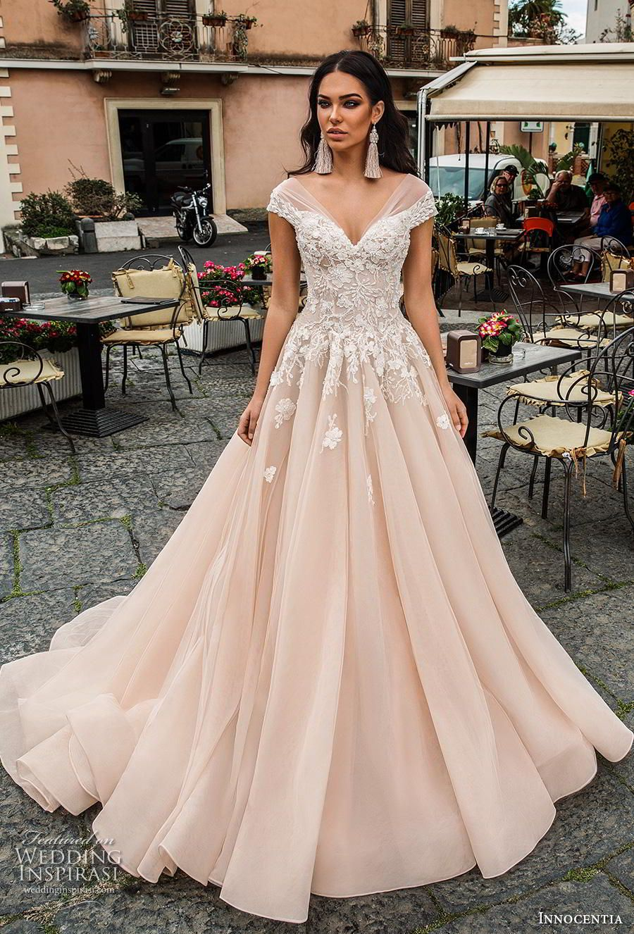 "Innocentia 2019 Wedding Dresses — ""Taormina"" Brida"