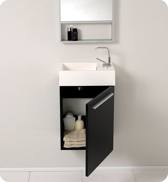 Sinks With Vanities For A Small Bathroom