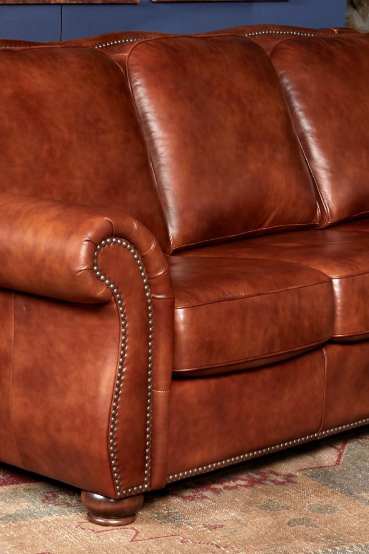 Navasota Leather Sofa Full Grain Leather Sofa Leather Chair White Leather Sofas