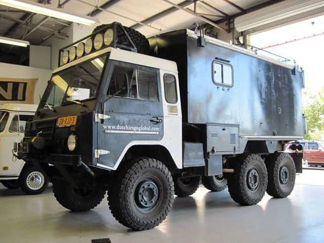 restored volvo c306 tgb 1314 ambulance converted into off. Black Bedroom Furniture Sets. Home Design Ideas
