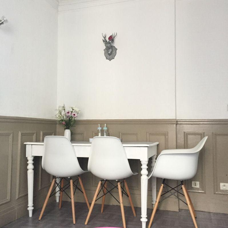 Home tour} Déco, mon nouveau salon pour 140u20ac! Furniture hardware - design klassiker ferienwohnungen weimar