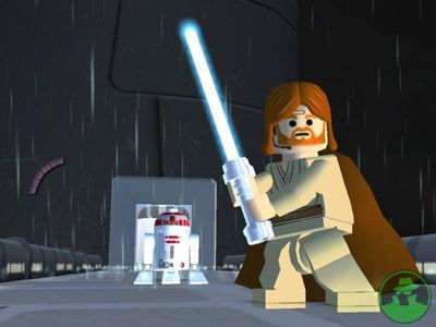 GameSpy: LEGO Star Wars: The Video Game - Page 2 | Watercolors by ...