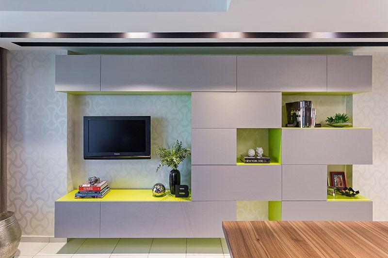 1 bep apartamento 38m2 sala tv tv unit pinterest - Armarios para casas pequenas ...