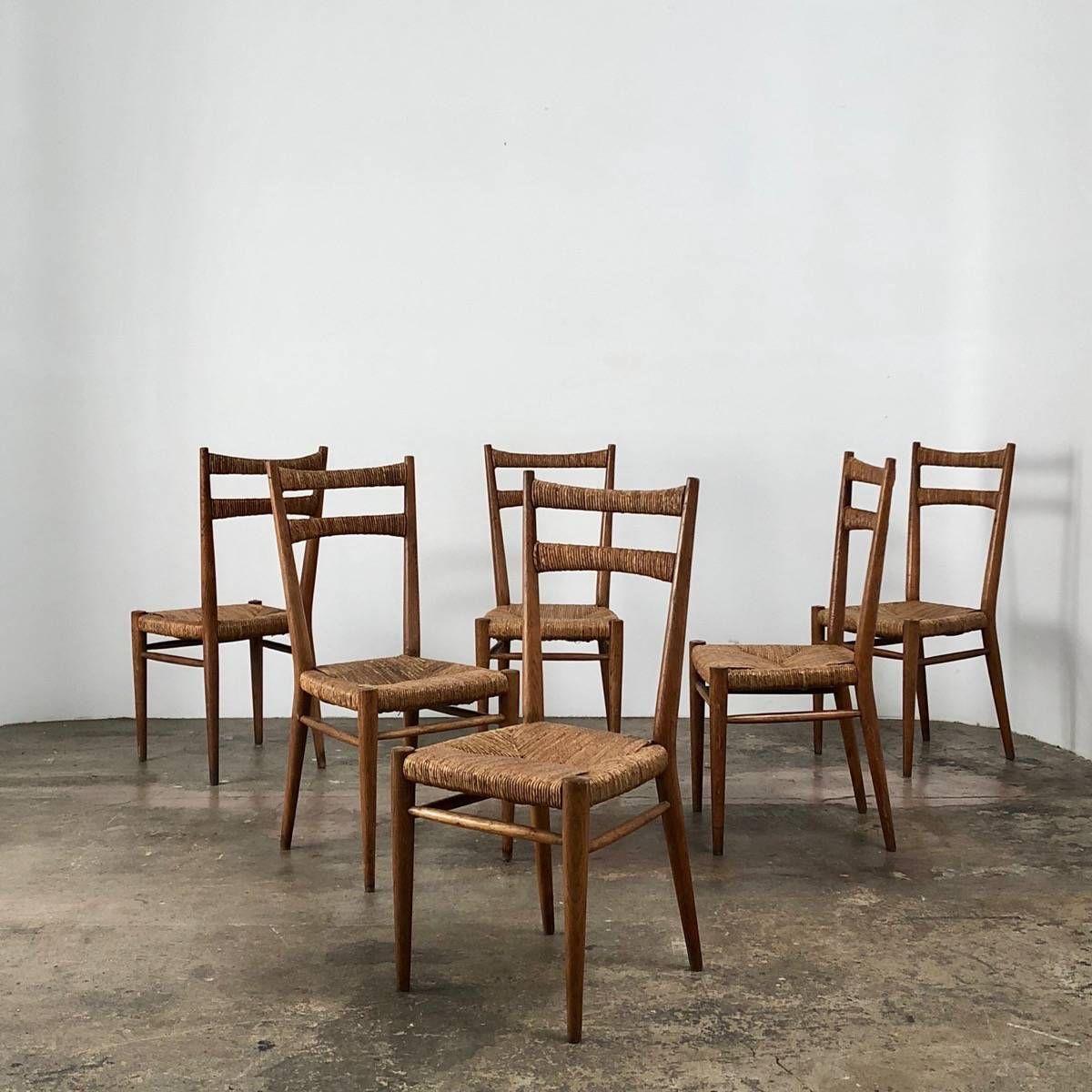 Genvieve Pons Vintage Chairs Objet
