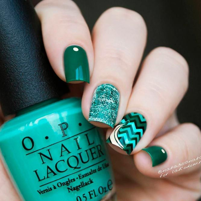 33 Lovely Nail Designs for Summer 2017