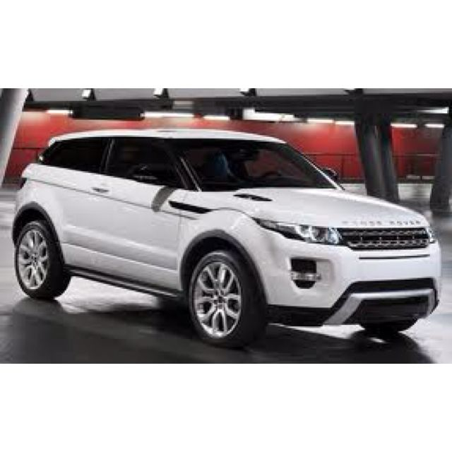Range Rover Evoque Sport. I will own this......soon