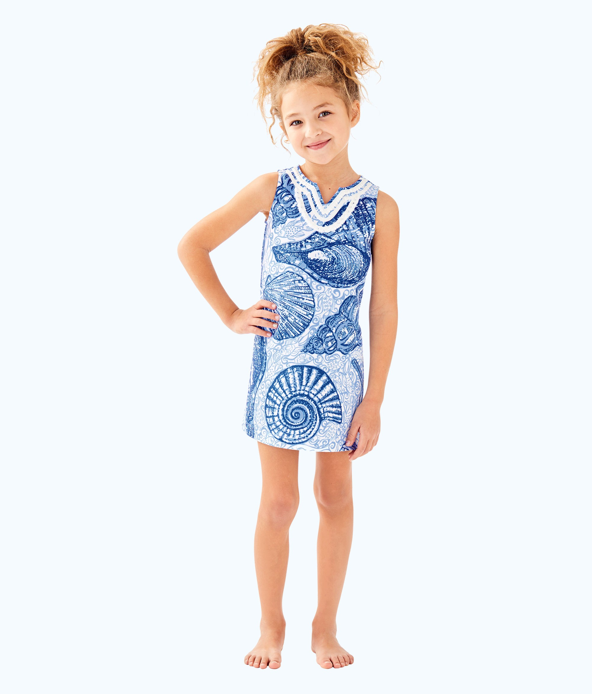 6102cc611d143e Lilly Pulitzer Girls Mini Harper Shift - XL | Products | Resort wear ...