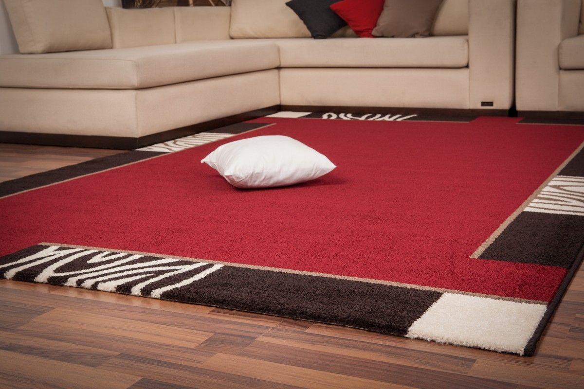 magnifique tapis rouge et beige | Décoration française | Pinterest ...