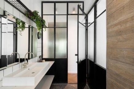Badkamer ontwerp met chique industrieel tintje (inrichting-huis.com ...