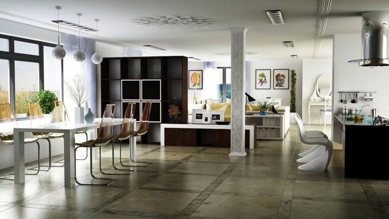 Cuisine Ouverte Sur Salon En 55 Idées U0027u0027open Spaceu0027u0027 Superbes