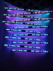 """jenny holzer light art""的图片搜索结果"