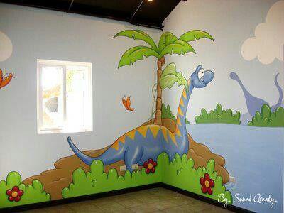 Pin de aryam tosado en murales para ni os kids bedroom room y bedroom - Murales para ninos ...