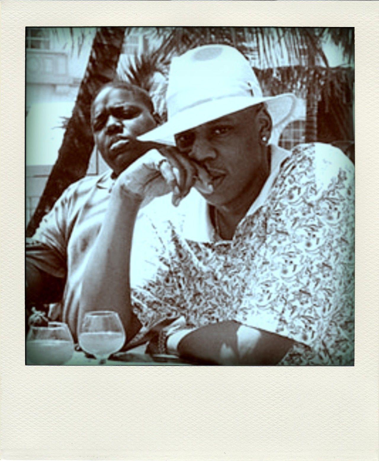 Biggie & Jay Z.