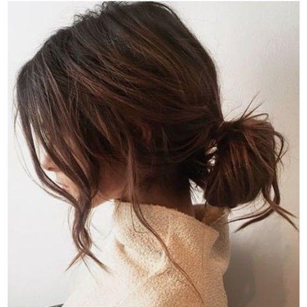 Low Loose Bun Hairstyle Hair Styles Low Bun Hairstyles Down Hairstyles For Long Hair