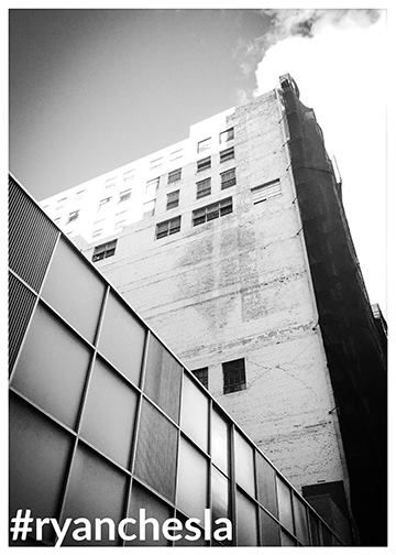 "Title - ""Windows & Rectangles"" - Los Angeles, California - October 2016  For purchase details, exhibition inquiries, or more information please email info@ryanchesla.com.  All Daily Observation images are now available online exclusively at www.saatchiart.com. #dailyobservations #ryanchesla #losangeles #california #californialiving #architecture #saatchi #saatchiart #saatchigallery #blackandwhitephotography #photography #fineartphotography #travelphotography #supportlivingartists"