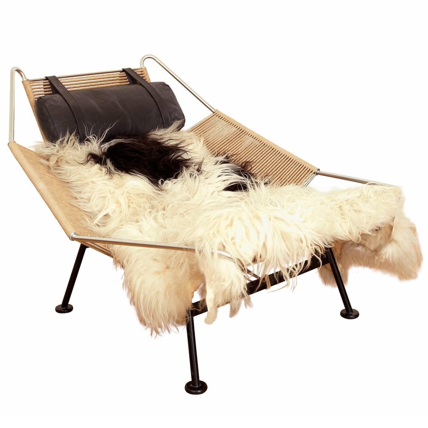 flag halyard chair vintage