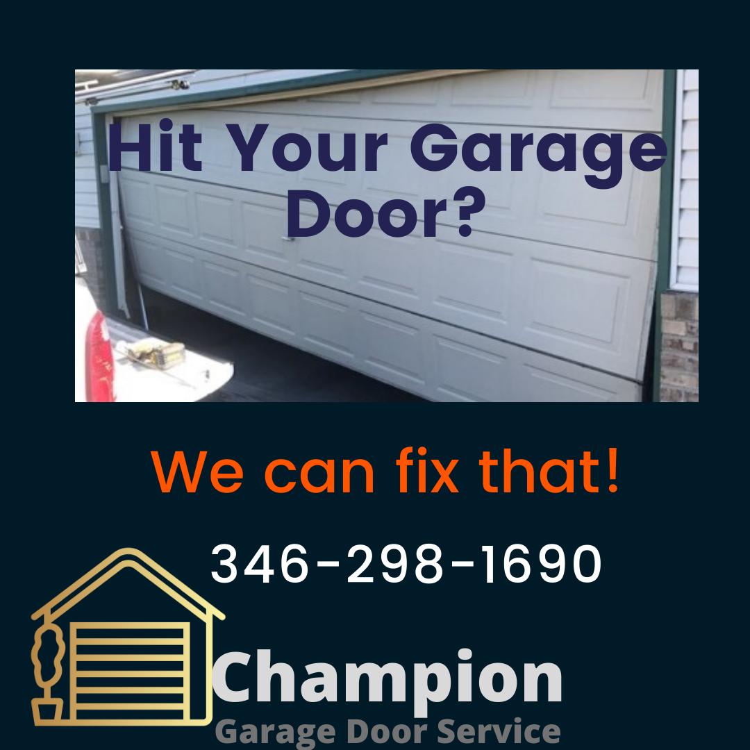 Pin On Https Champion Garage Door Service Com