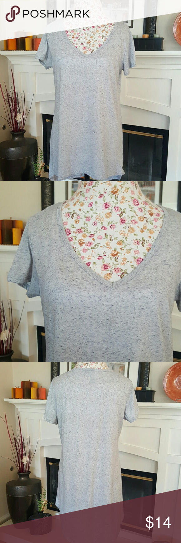 COTTON ON Top Perfect to pair with leggings, scarf and boots! Long tunic style. Very comfortable! Open to offers. Cotton On Tops