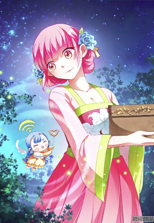 Goddess Making System Anime Art Goddess