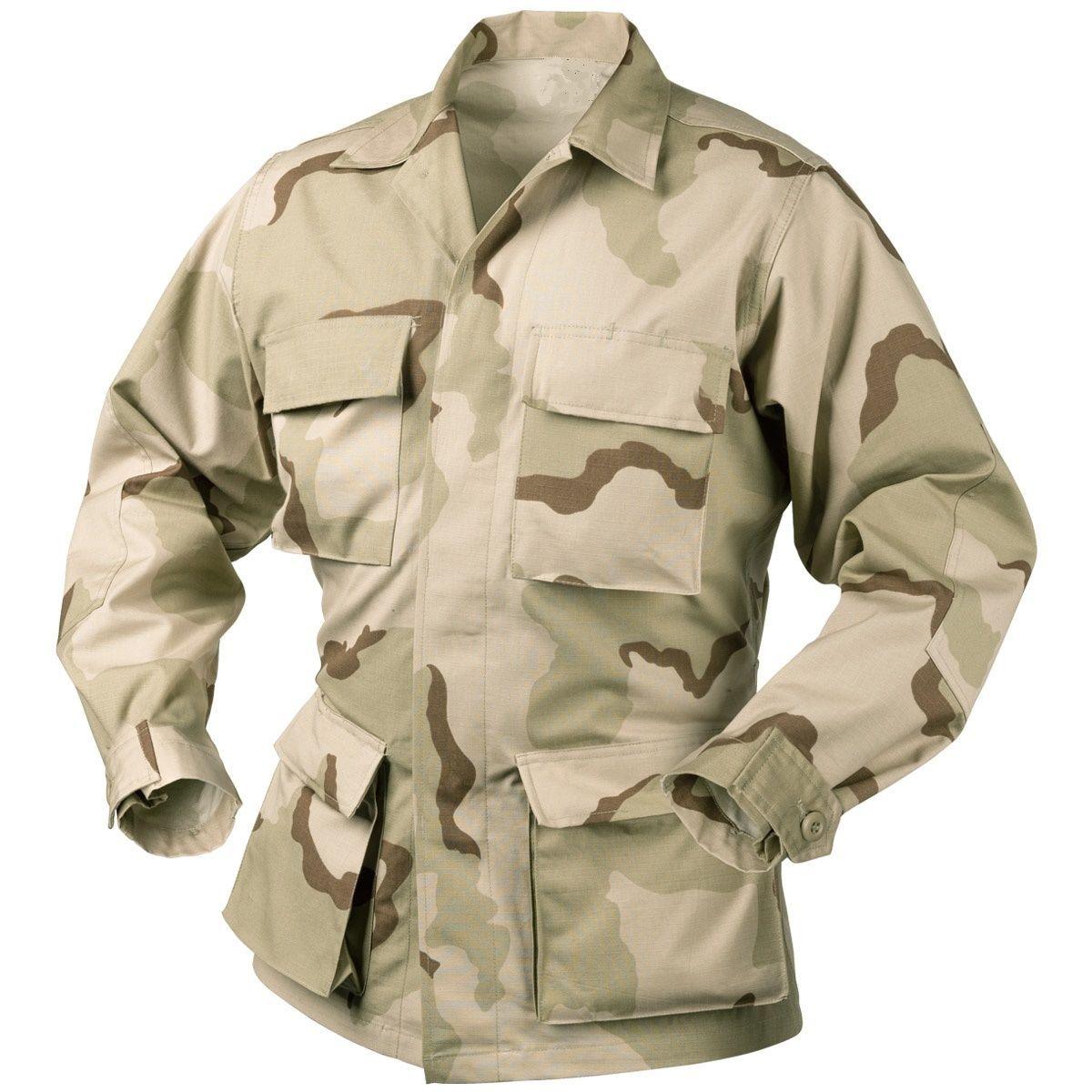 Helikon CPU Camisa Cotton Ripstop Polish Desert